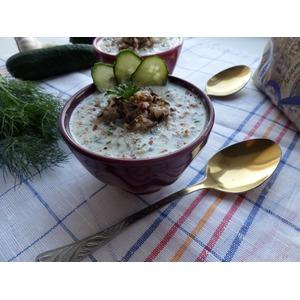 Суп А-ля Таратор с рисом