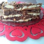 Десерт Шоколадные бананы