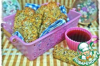 Рецепт: Миндальное печенье с киноа