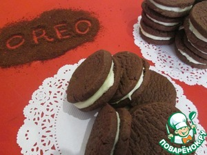 Гигантское шоколадное печенье – кулинарный рецепт