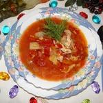 Куриный суп Приглашаем на обед!