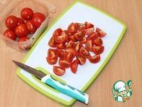 Мясной салат с кабачком и соусом Летний ингредиенты