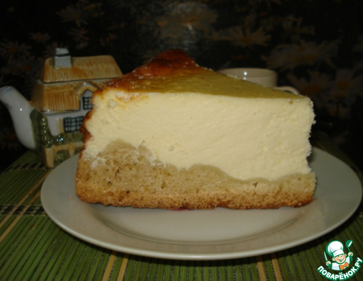 Рецепт: Сырник тётушки Гертруды