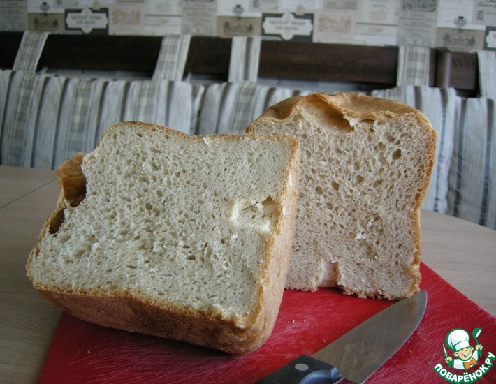 Отрубной хлеб в хлебопечке рецепт на 500 гр — pic 6