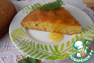 Рецепт: Цитрусовый пирог