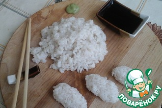 Рецепт: Рис для суши