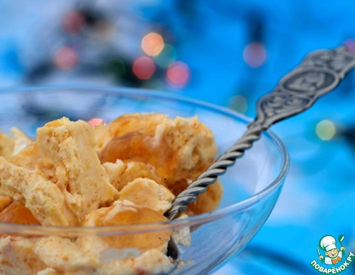 Рецепт: Мороженое Приглашение в сказку