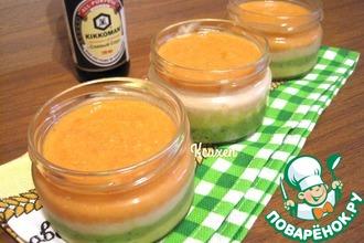 Рецепт: Хумус Палитра вкусов