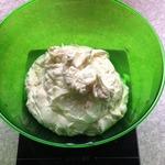 Французский масляный крем для эклеров и тортов