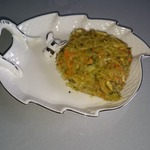 Постная запеканка из кабачка и картофеля