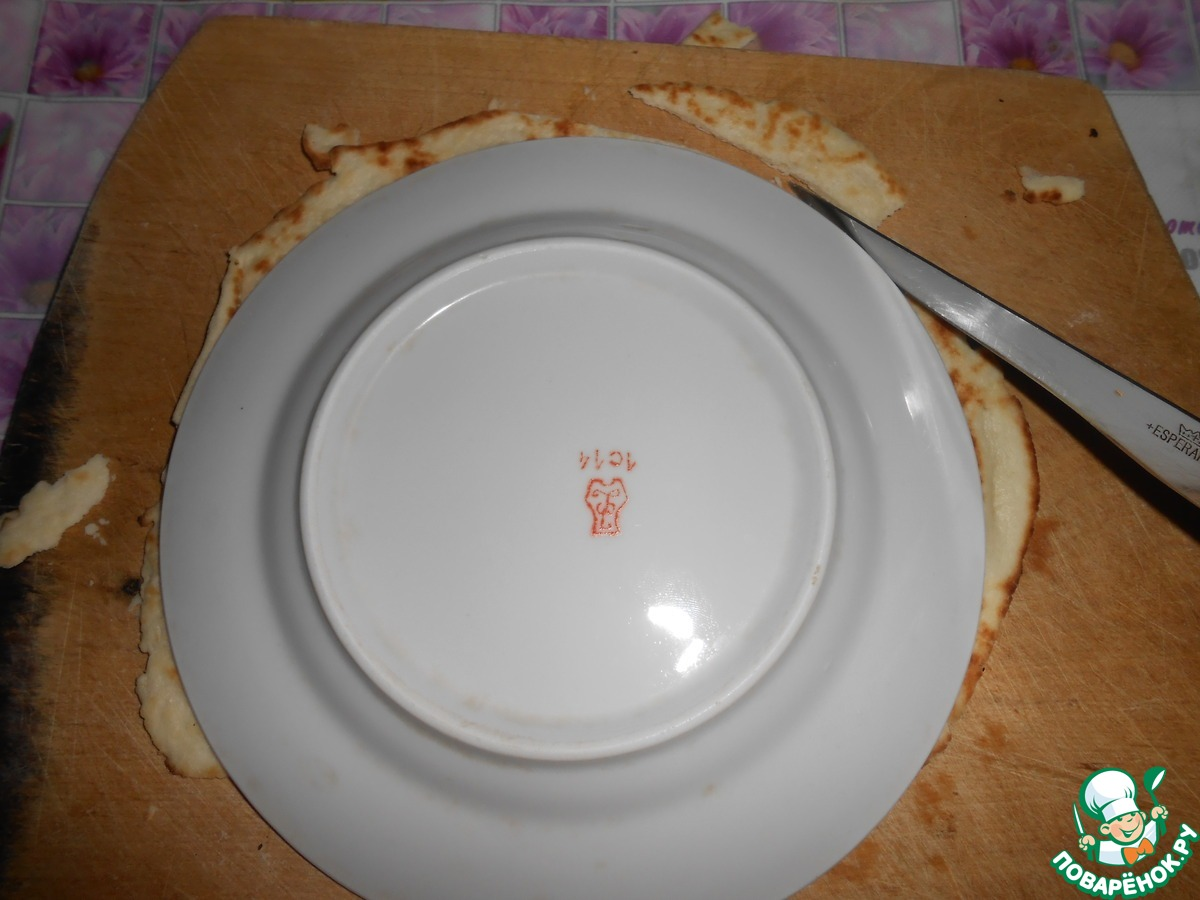 """Торт """"Минутка для Наполеона"""""""