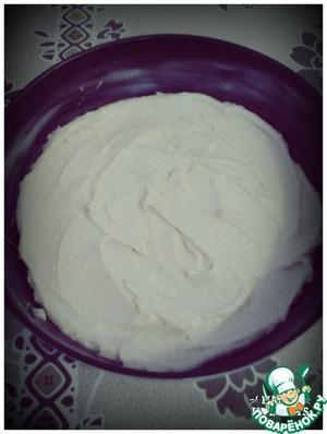 Выливаем тесто в форму и выпекаем.