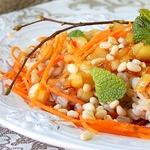 Весенний салат красоты