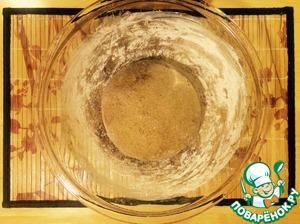 Add the flour and knead a soft dough.