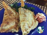 Бризоль с сыром и помидорами ингредиенты