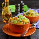 Салат с сельдереем Сплошная польза