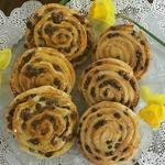 Французские булочки Быстрые