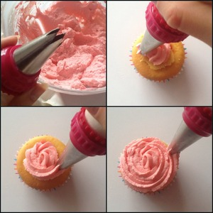 Decorate our cupcakes.