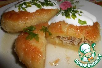 Рецепт: Колдуны по-белорусски