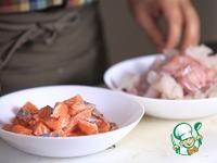 Рыбная кулебяка ингредиенты