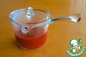 3. This sauce can be stored in the refrigerator up to 3 days.
