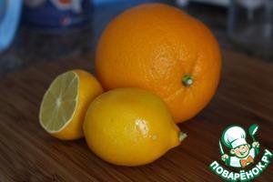 Ну и напоследок - лимон майер, чтобы жизнь медом не казалась, дорогие поваренки!