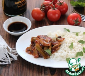 If there is no rice paper, can be served with any side dish, delicious with rice.
