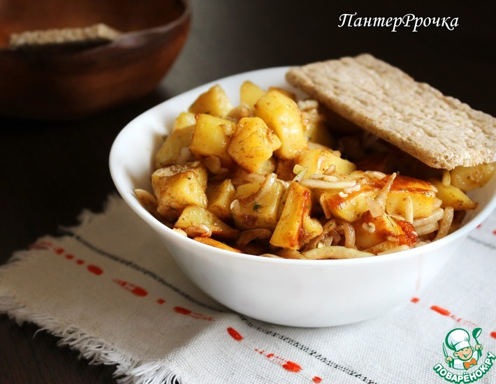 Рецепт: Идеальный картофельный салат