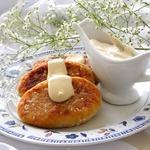 Пирожки картофельные с тунцом