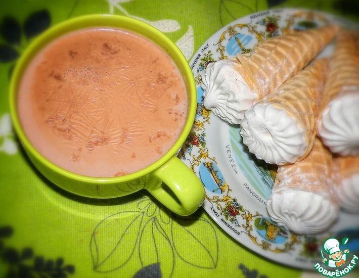 Рецепт: Классическое какао
