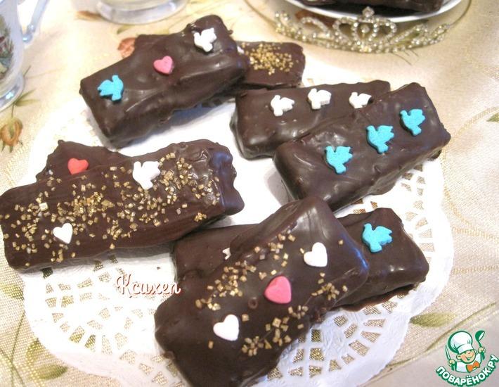 Рецепт: Конфеты Заморские сладости для Золушки