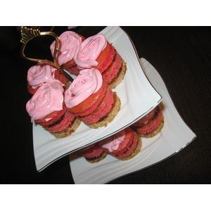 Пирожное Розовый шелк