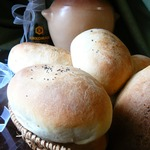 Постные пирожки с грибами и сейтаном