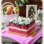 Торт Дивный сад