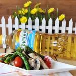 Салат со спаржей Изящество