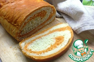 Рецепт: Хлеб Узорный