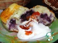 Сырники-кексы Воздушные ингредиенты