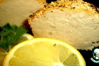 Рецепт: Суфле из печени трески