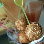 Рисовые шарики с сюрпризом