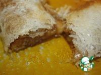 Яблоки в рисовой сеточке ингредиенты