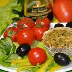 Рыбно-овощное суфле