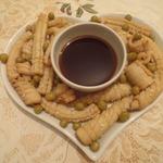 Кальмары в соевом соусе Окинава