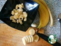 Банановый омлет с сиропом ингредиенты