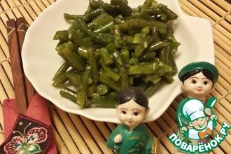 Рецепт: Стрелки чеснока по-корейски