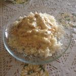Филе минтая в сырно-сливочном соусе