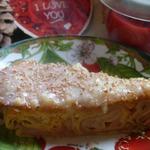 Блинно-бисквитный пирог Сластена