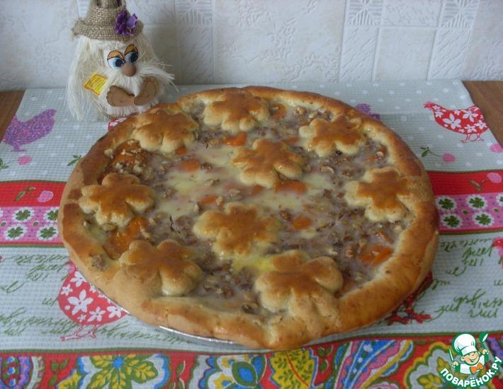 Рецепт: Пирог Услада