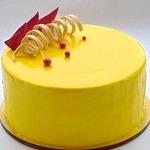 Торт Лимонно-малиновый