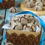 Печенье Нутово-черемуховые амаретти