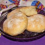 Шотландские хлебцы Бапсы